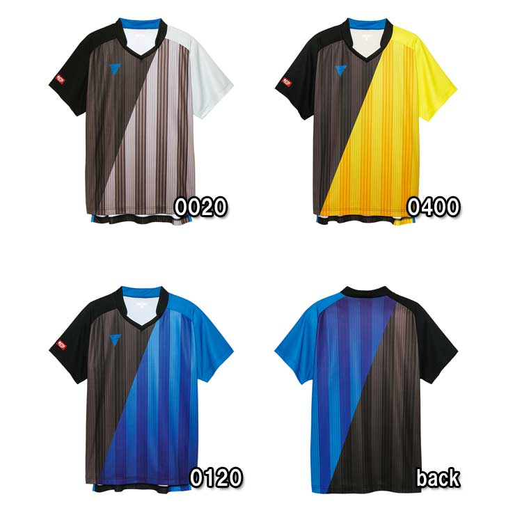 V-GS053 UNISEX GAME SHIRT