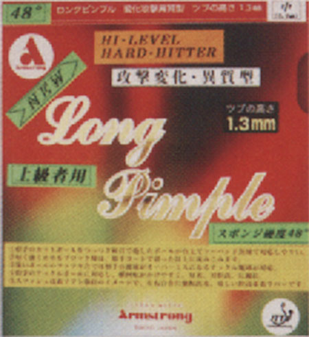 LONG PIMPLE 48° (OX)
