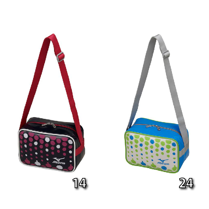63JM7014 ENAMEL BAG S