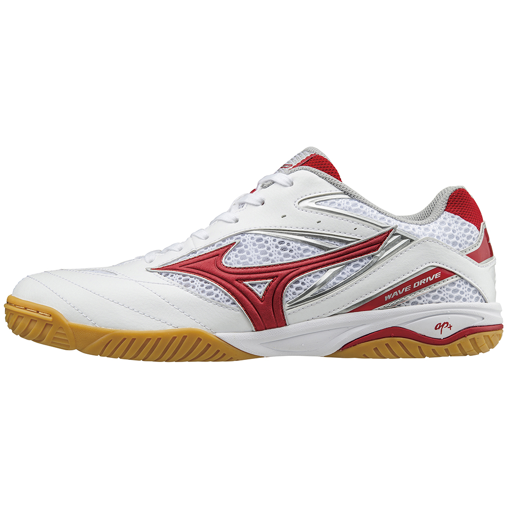WAVE DRIVE 8 WHITE/RED