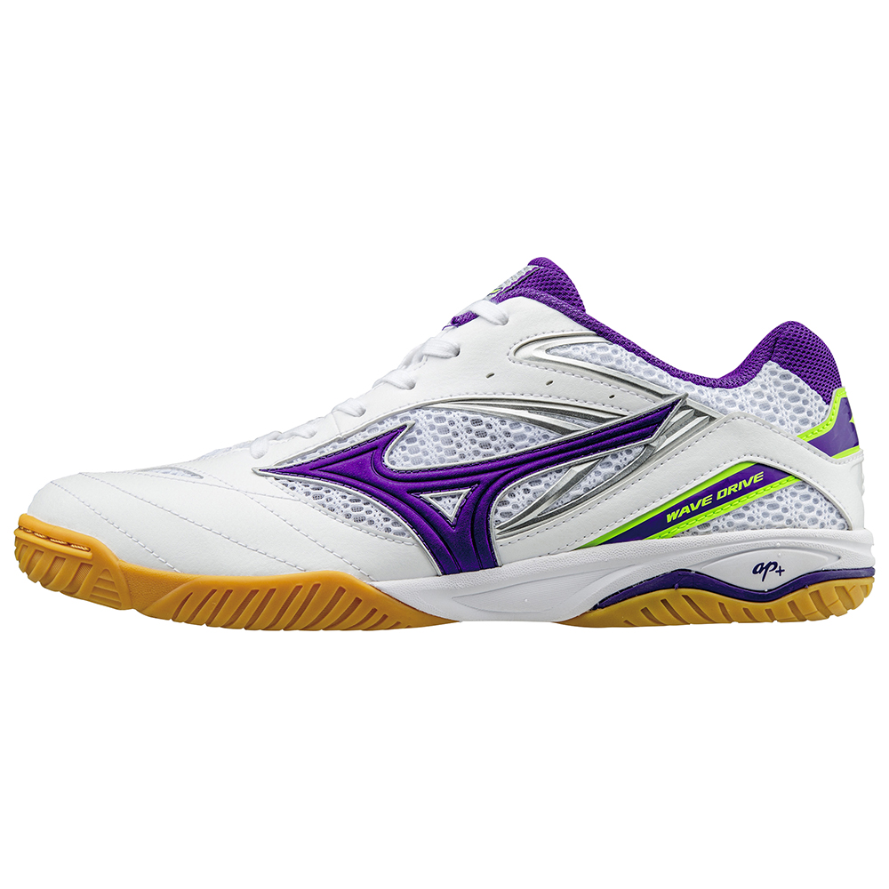 WAVE DRIVE 8 WHITE/PURPLE/YELLOW