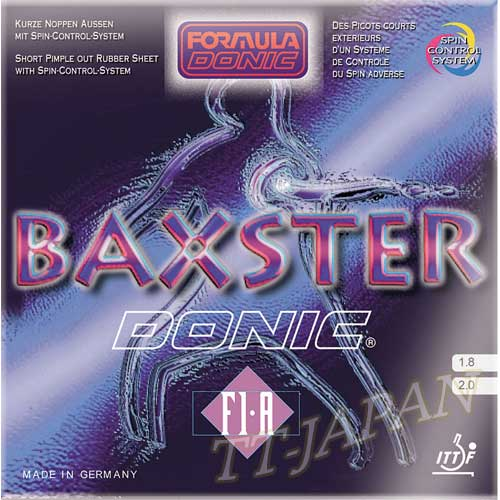 Baxster F-1-A