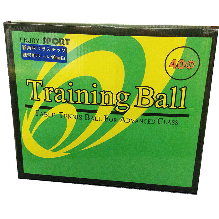 40 PLA TRAINING BALL 10 DAZEN