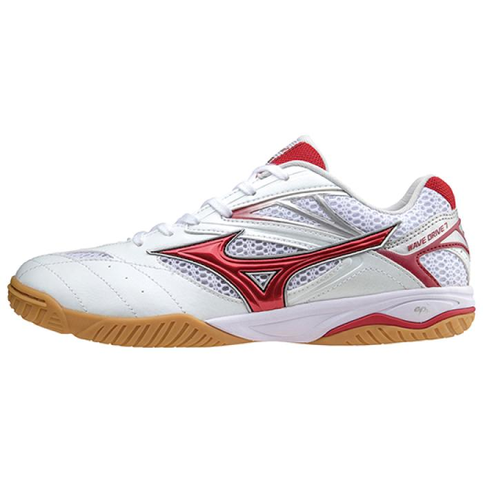 WAVE DRIVE 7 white/red